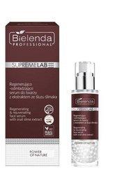 BIELENDA SupremeLab Power of Nature regenerująco-odmładzające serum do twarzy z ekstraktem ze śluzu ślimaka 30g