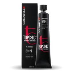 GOLDWELL Topchic farba do włosów 2N 60ml