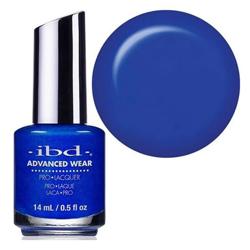 IBD Advanced Wear Lacquer Blue Haven 14ml
