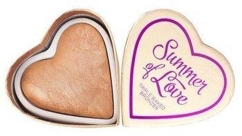 Makeup Revolution I Heart Revolution Summer Of Love Triple Baked