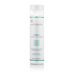 NATURATIV szampon łagodność, blask, wzmocnienie 250ml