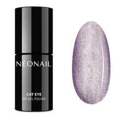 NEONAIL 8563-7 Lakier Hybrydowy 7,2ml Cat Eye Satin Glaze