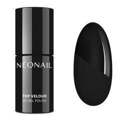 NEONAIL Lakier Hybrydowy 7,2 ml Top Velour 5551-7