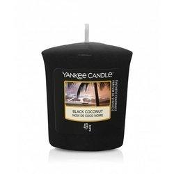 YC Black Coconut votive