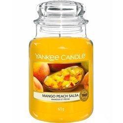 YC Mango Peach Salsa słoik duży