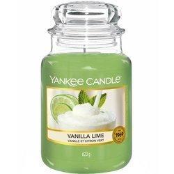 YC Vanilla Lime słoik duży