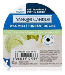 YC Vanilla Lime wax melt wosk